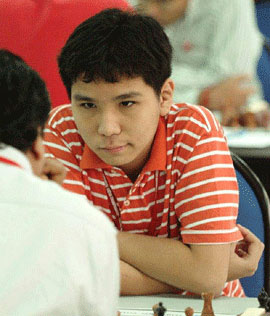 GM Wesley So, Philippines