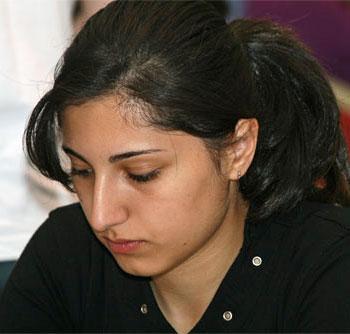 WIM Betül Cemre Yildiz has won five Turkish Women's championship titles in a ...