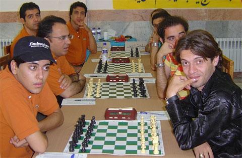 .: سايت تخصصي شطرنج ايران / Iranian Professional Chess :.