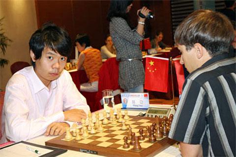 Olympiad Preview: GM Wang Hao vs. GM Dmitri Jakovenko