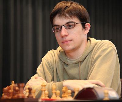 لاگریو وشیر قهرمان تورنمنت شطرنج بیل