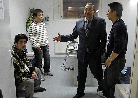 Wang en Li