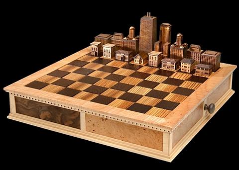 Cxh9 Clube De Xadrez Hal 9000 Chess Sets For The Jet Set