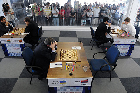 2011 Bilbao Masters (Sao Paulo, Brazil)