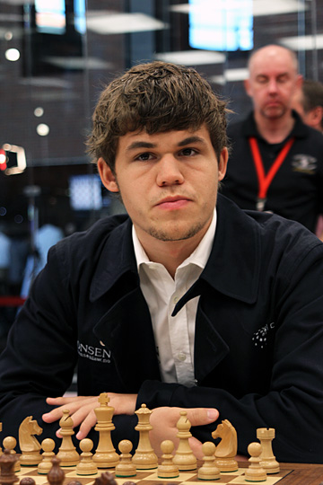 Magnus Carlsen wins Grand Slam Masters!