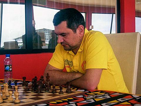 GM Victor Bologan