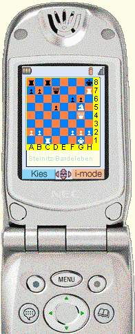 chess game for cell phones
