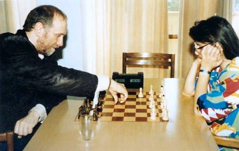 Fischer jogador