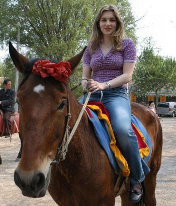 Almira skripchenko discovering china part two chessbase for Where to go horseback riding near me