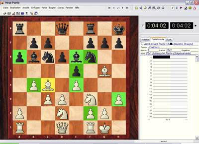 39 where 39 s my fritz 9 39 chessbase - Multi level chess board ...