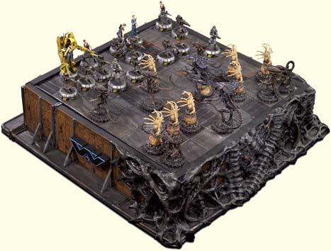 Spider man aliens and fritz chess sets chessbase - The chessmen chess set ...