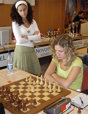 Chess - Magazine cover