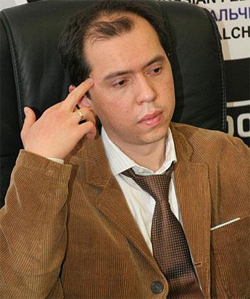 Kasimdzhanov