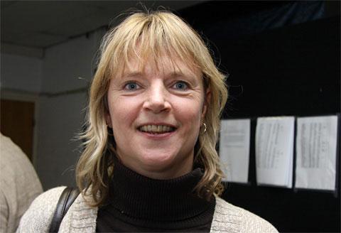Yvette Nagel