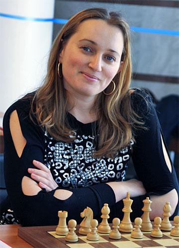 Непростой день украинских шахматисток на чемпионате Европы в Белграде