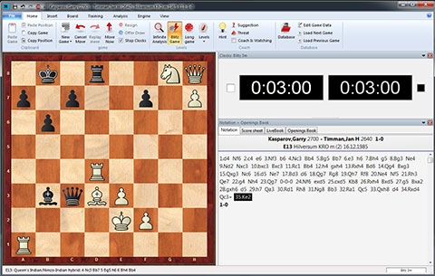 Houdini 3: Analyzing in the cloud (part two)   ChessBase