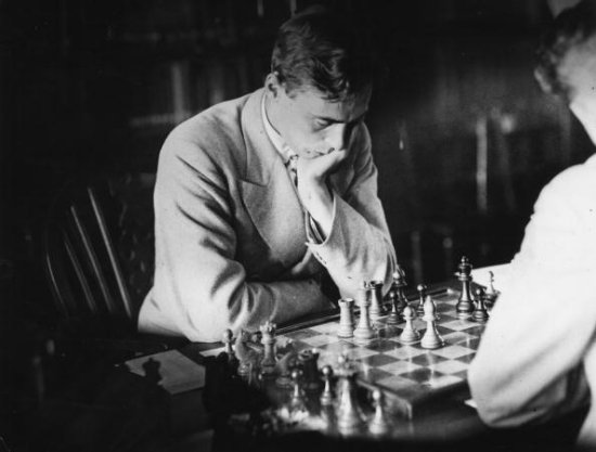 C H O D Alexander Chessplayer And Codebreaker Chessbase