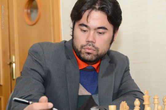 Ο Nakamura ήταν ο νικητής στο Γιβραλτάρ