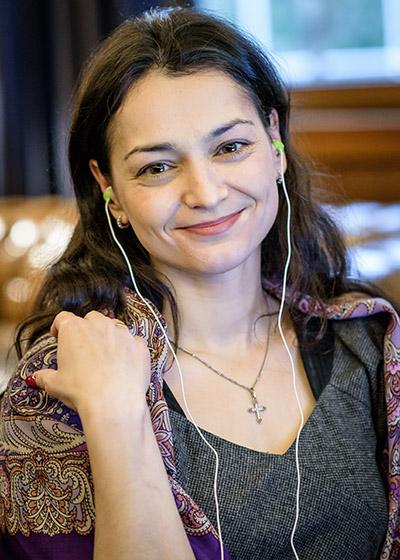 Alexandra Kosteniuk | Foto: Alina l'Ami