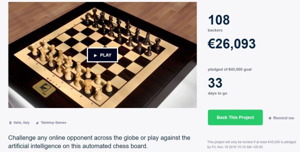 World's smartest chess board is here! | ChessBase