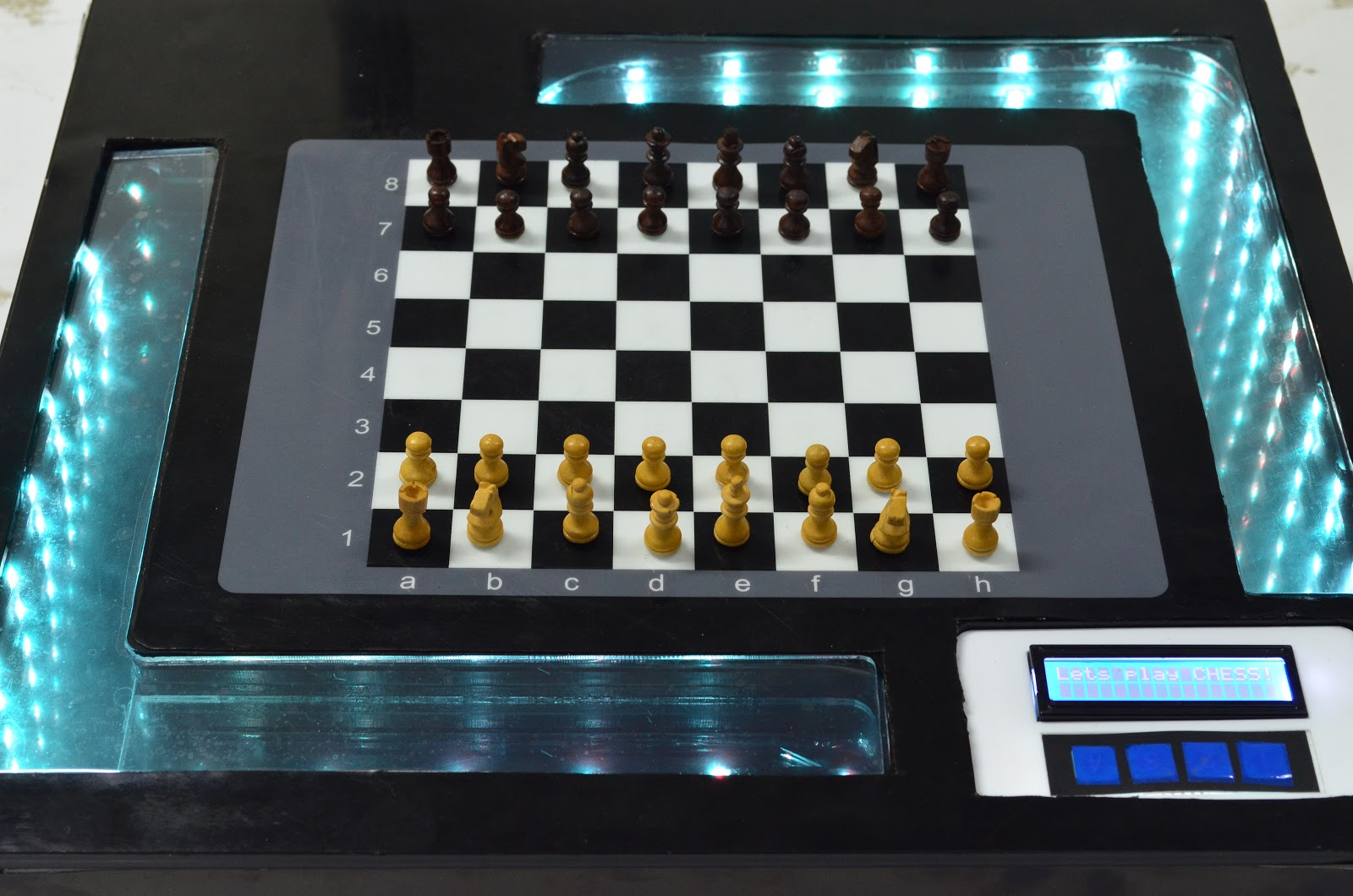 World's smartest chess board is here!   ChessBase