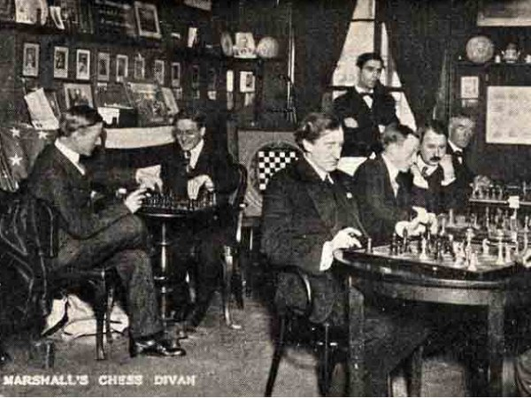 Frank Marshall's 140th Anniversary | ChessBase