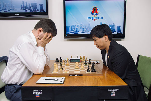 Svidler and So