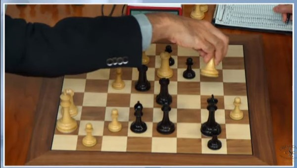 Anand about to restore his queen