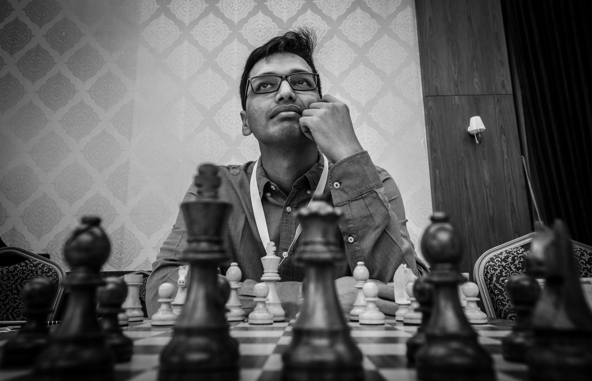 Indian grandmaster Harikrishna