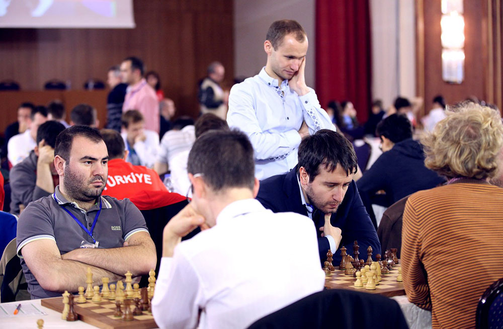 Mamedyarov and Radjabov