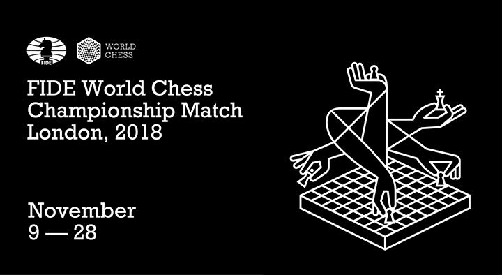 World Chess Championship 2018 logo
