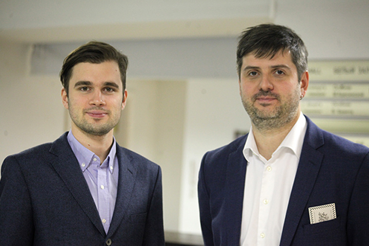 Fedoseev and Svidler