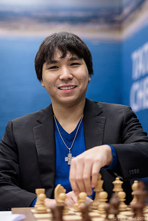 Wesley So in 2017