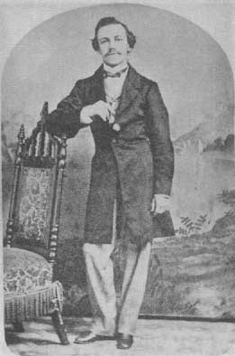 Paul Morphy in New Orleans, 1870