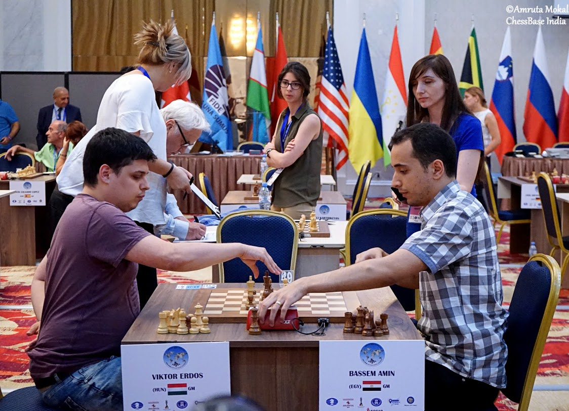 FIDE World Cup Tiebreaks Nail Biting Chess And True - 10 weird parts world cup opening ceremony