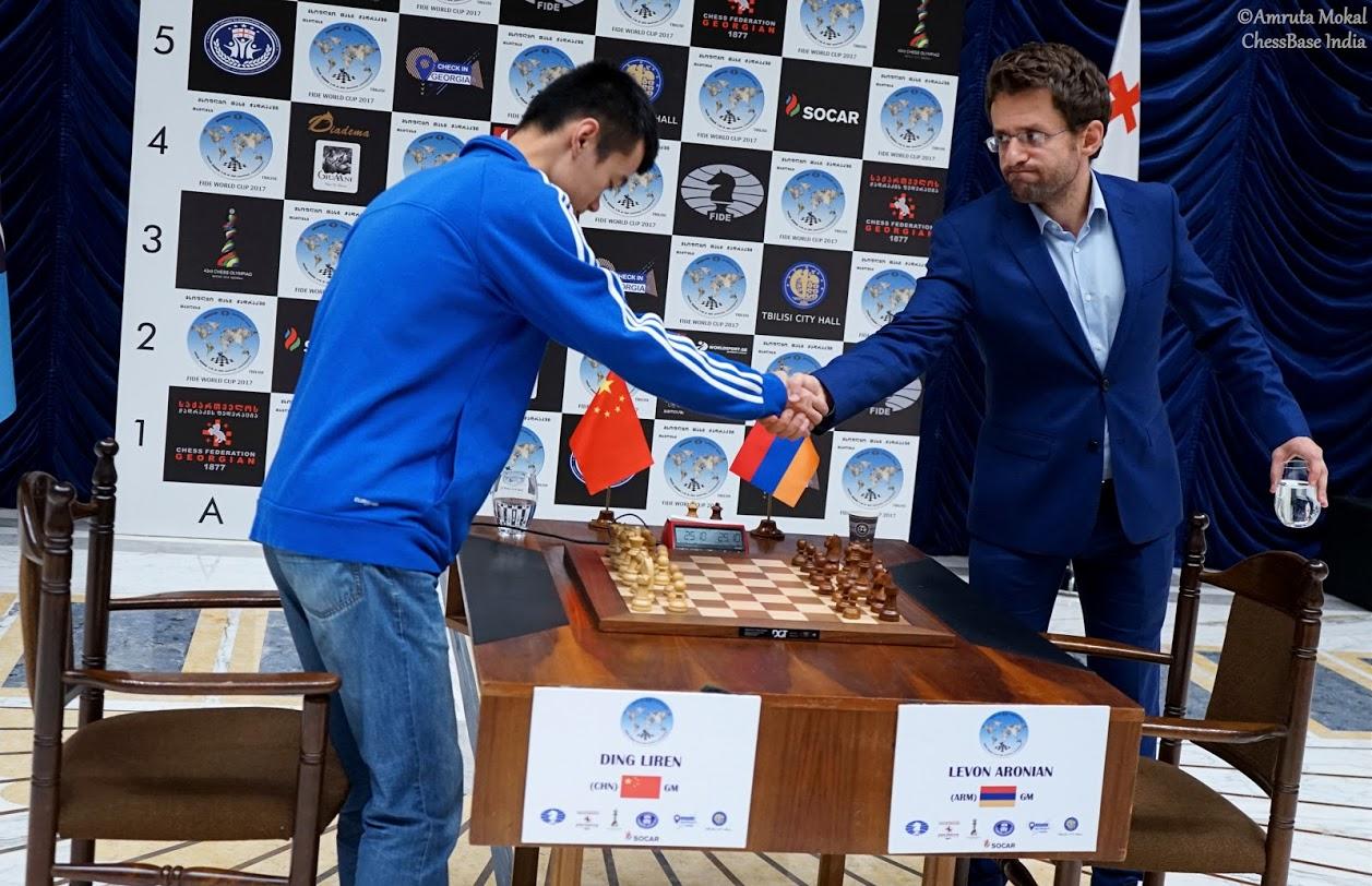 O Aronian κατέκτησε το FIDE World Cup 2017