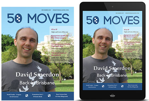 50 Moves December cover