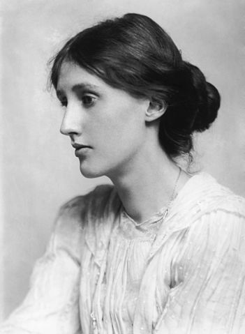 Virginia Woolf by George Charles Beresford [Public domain], via Wikimedia Commons