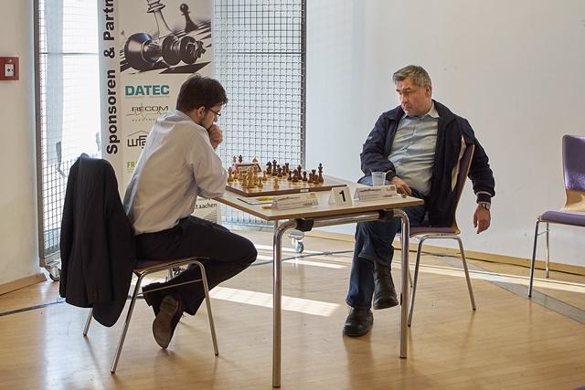 Maxime Vachier-Lagrave vs Vassily Ivanchuk