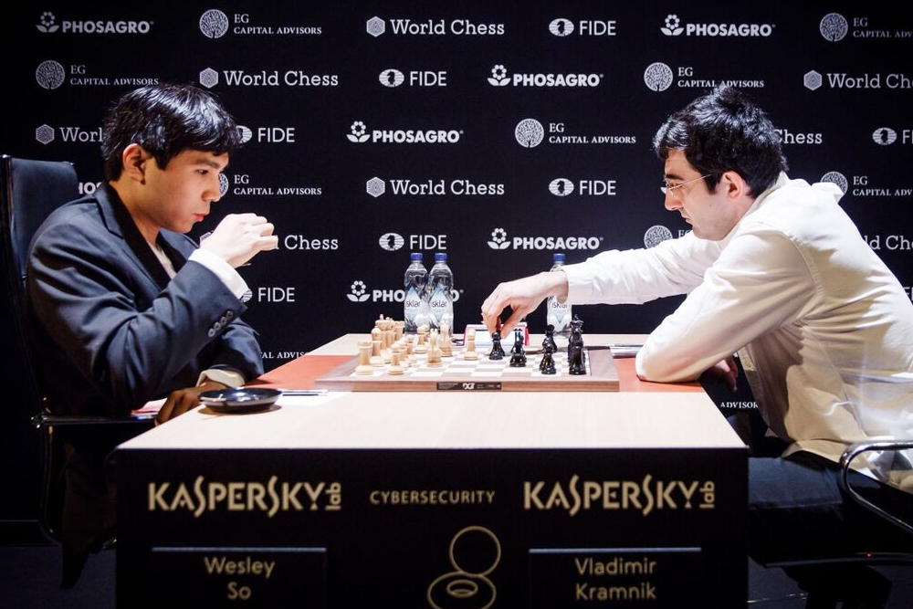 So against Kramnik