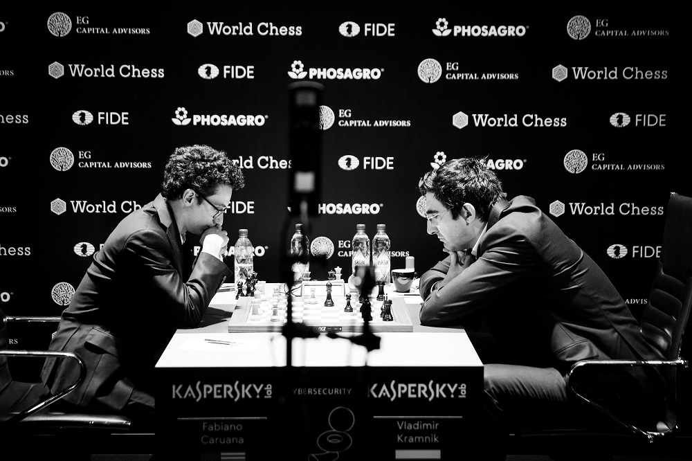 Caruana and Kramnik