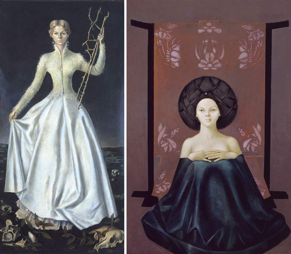 Leonor Fini paintings