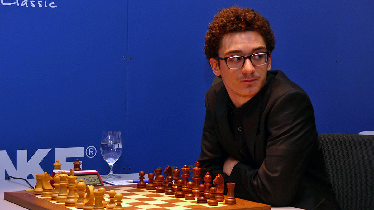 Fabiano Caruana | Foto: Frederic Friedel