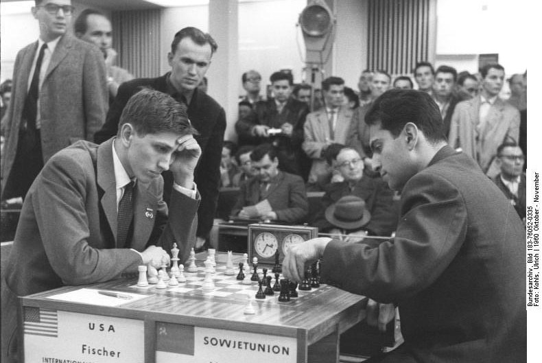 Fischer vs Tal