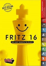 Fritz 16 cover