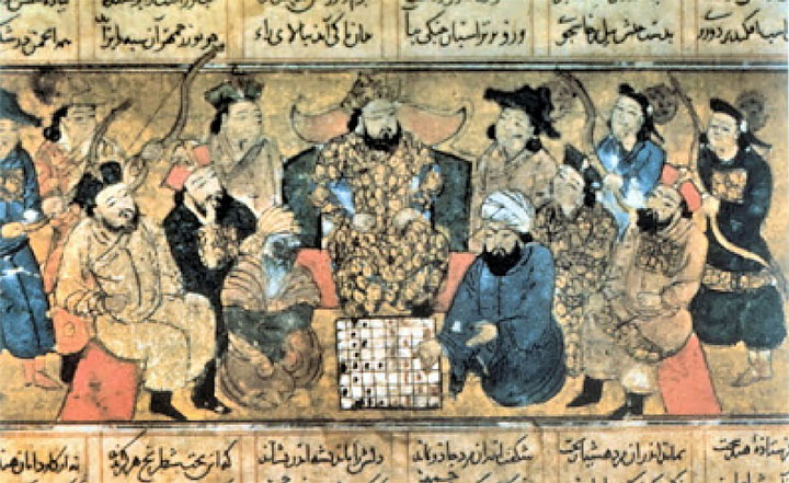 14th century Persian image