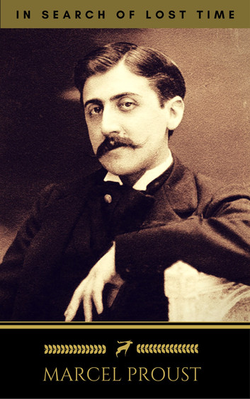 Proust book cover