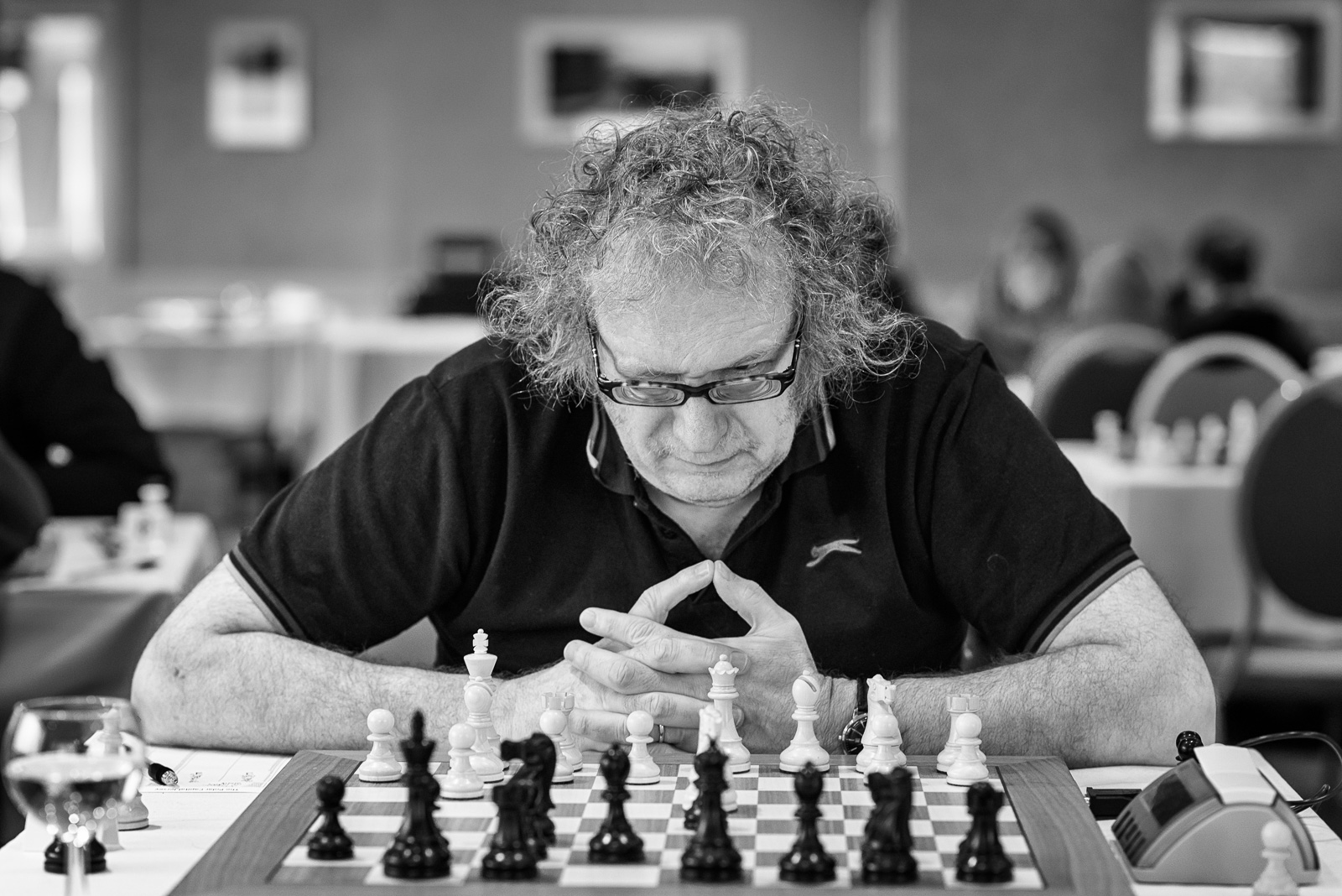 GM Jonathan Speelman