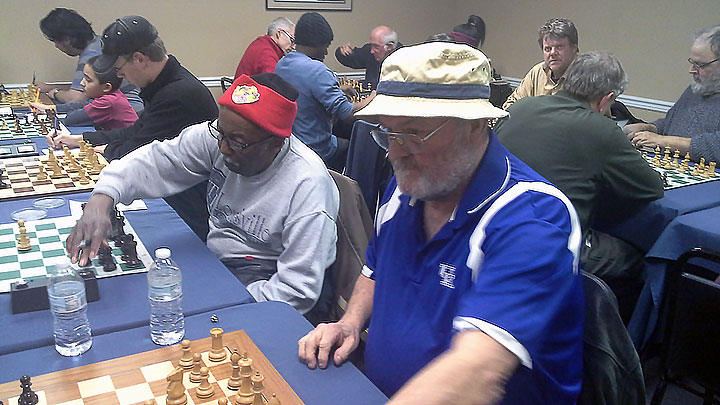Rapid chess tournament