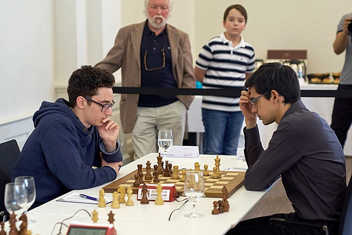 Caruana and Giri